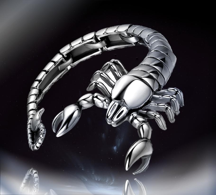 Fém skorpió2
