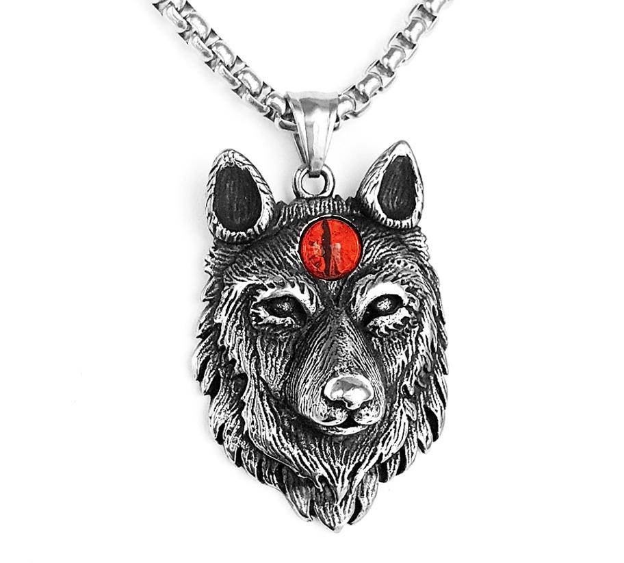 piros szemes szelid farkas