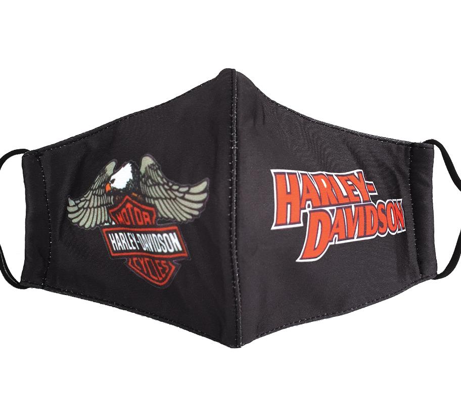 Harley Davidson maszk5 szájmaszk